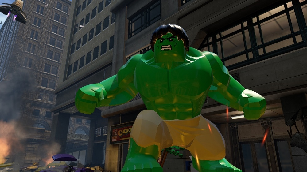 Image from LEGO® Marvel's Avengers