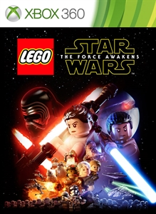 Lego Star Wars: The Force Awakens boxshot