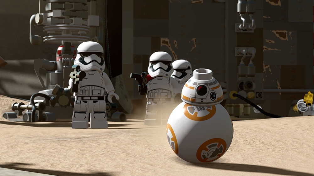 Image from LEGO Star Wars: TFA