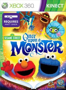 Sesame Street: Once Upon a Monster Demo