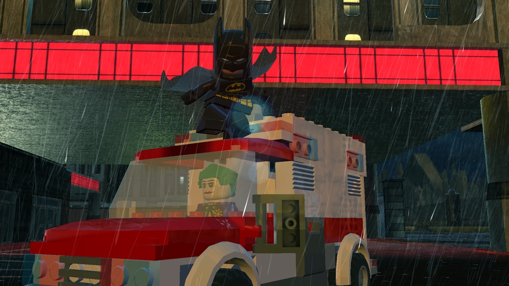 Image from LEGO Batman 2:  DC Super Heroes - Demo