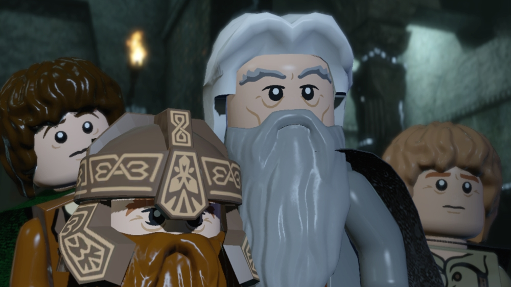 Kép, forrása: LEGO® The Lord of the Rings™ - Demo