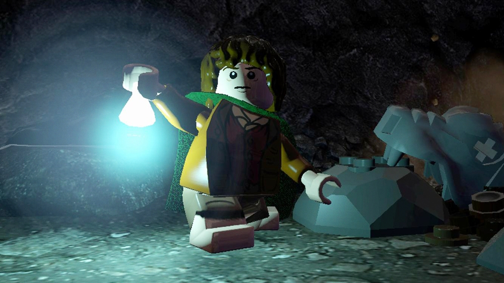Image from LEGO The Lord of the Rings - Demo