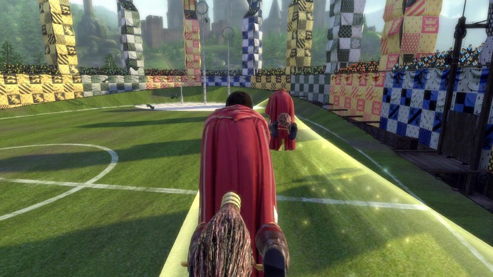 Snímek ze hry Harry Potter™ for Kinect™ - Demo