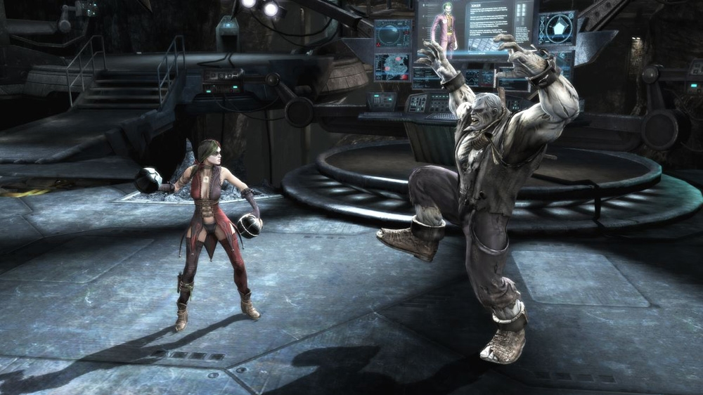 Image from Injustice: Gods Among Us