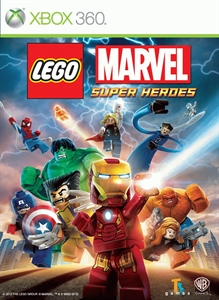 LEGO® Marvel™ Super Heroes -demo