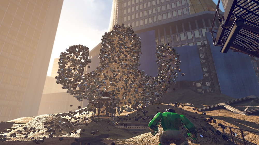 Image from LEGO Marvel Super Heroes Demo