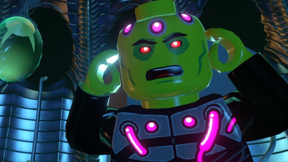 Image from LEGO® BATMAN™ 3: BEYOND GOTHAM DEMO