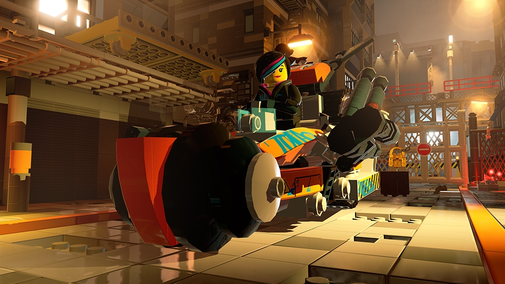 Image from The LEGO® Movie Videogame