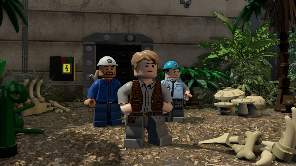 Image from LEGO® Jurassic World™ DEMO