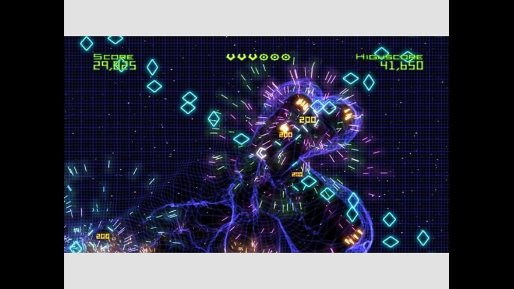 Geometry Wars Evolved のイメージ