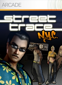 Street Trace:NYC - Theme 1 - Game Characters