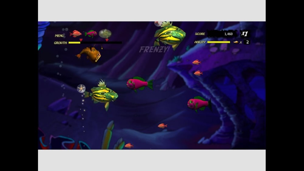 Image from Feeding Frenzy
