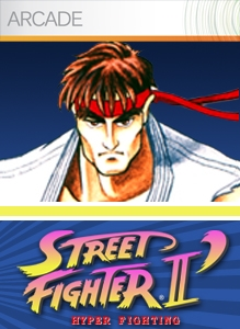 Street Fighter II&#39; Hyper Fighting Picture Pack 1