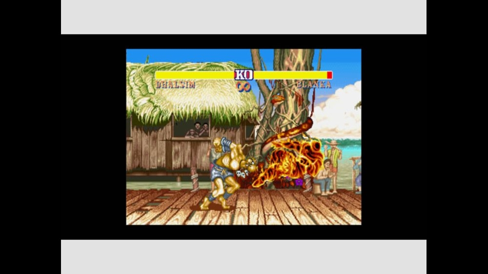 Image from Street Fighter II' HF