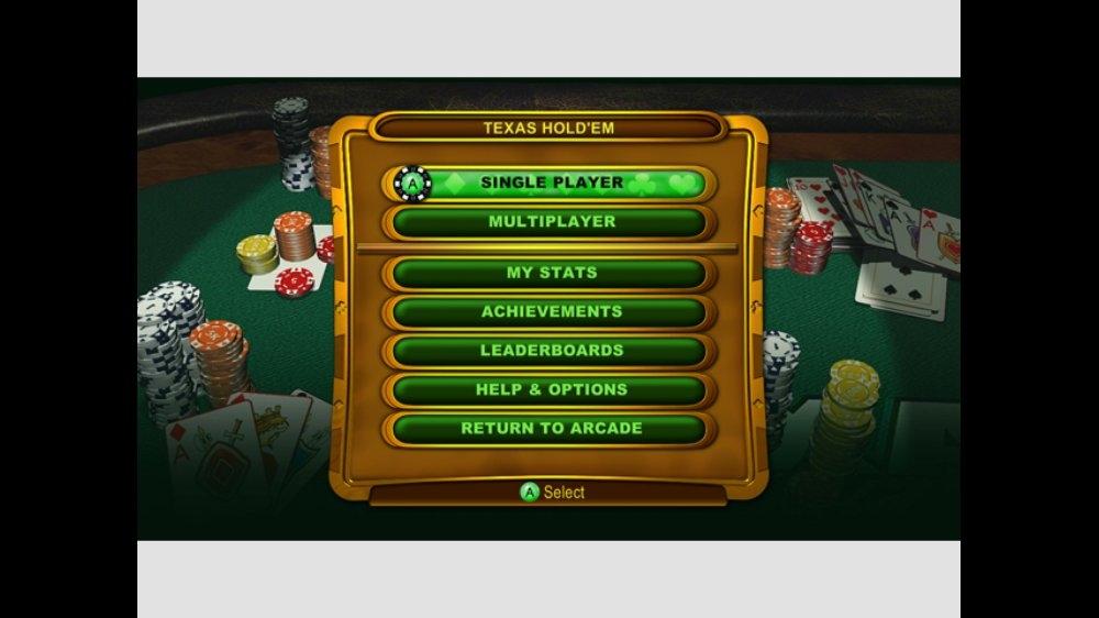 Texas Hold'em のイメージ