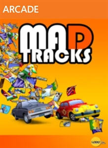 Mad Tracks - Funky Cars Theme Pack