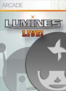 Booster Pack - LUMINES LIVE!
