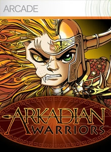Picture Pack #2 - Arkadian Warriors