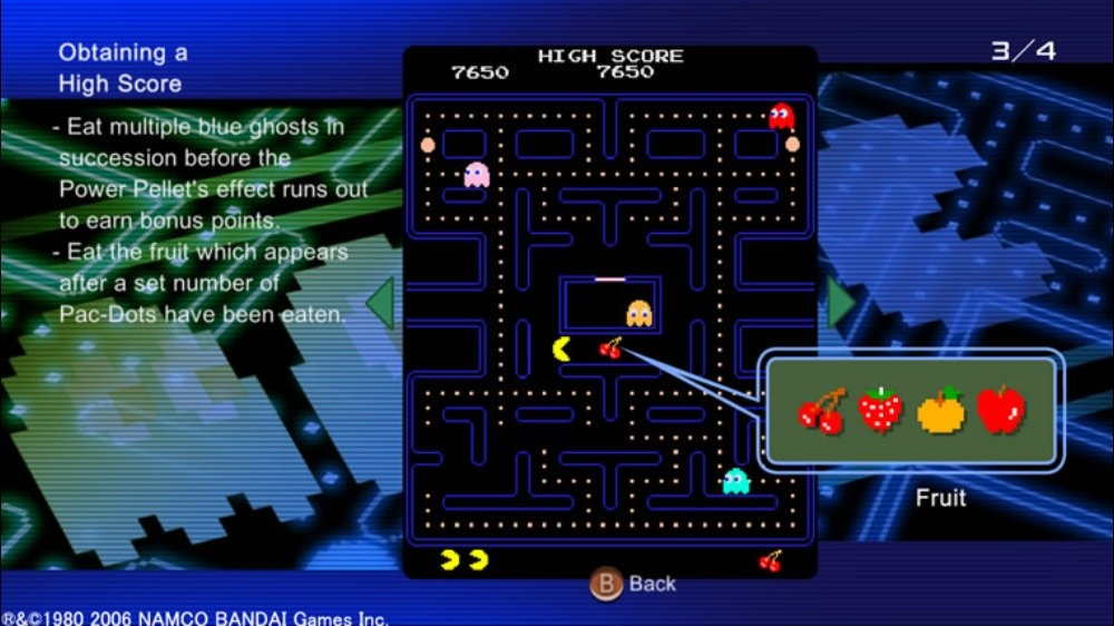 Image from PAC-MAN