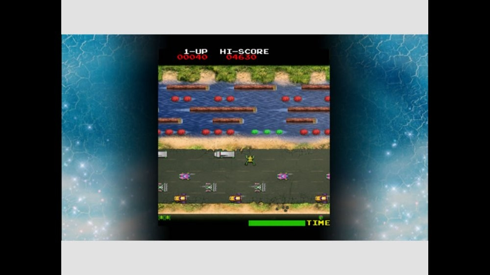 Frogger のイメージ