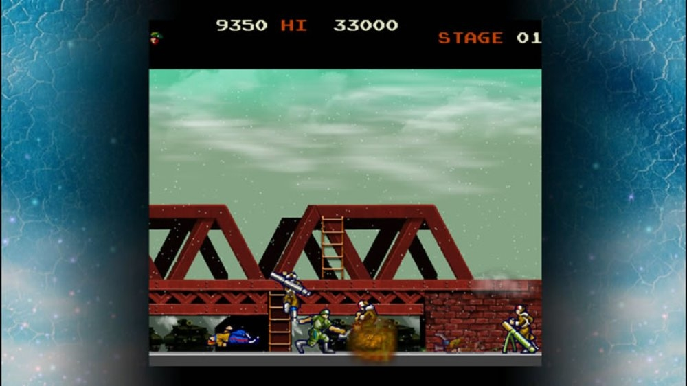 Image from Rush&#39;n Attack