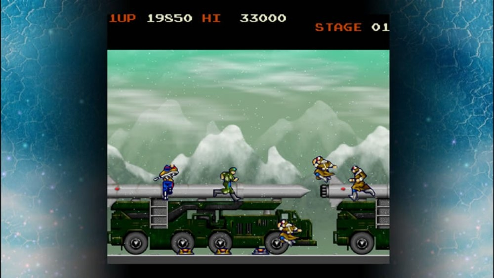 Image from Rush'n Attack