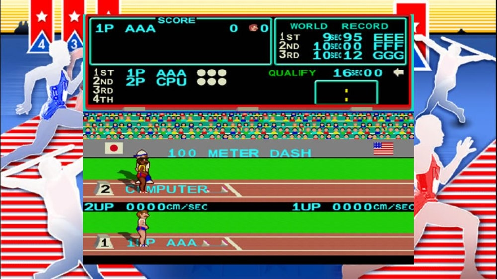 Image from Track and Field