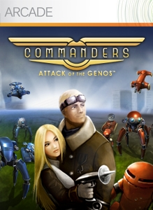Trailer - Commanders: Attack of the Genos (HD)