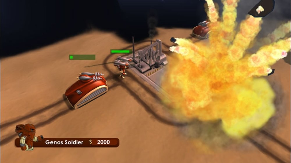 Image from Commanders: Attack