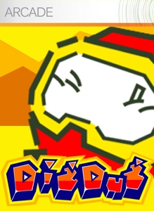 DIG DUG Picture Pack