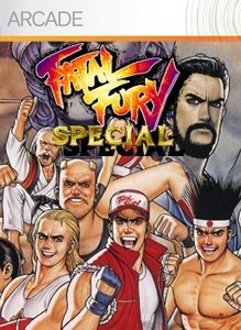 FATAL FURY SPECIAL Gamer Picture Pack4