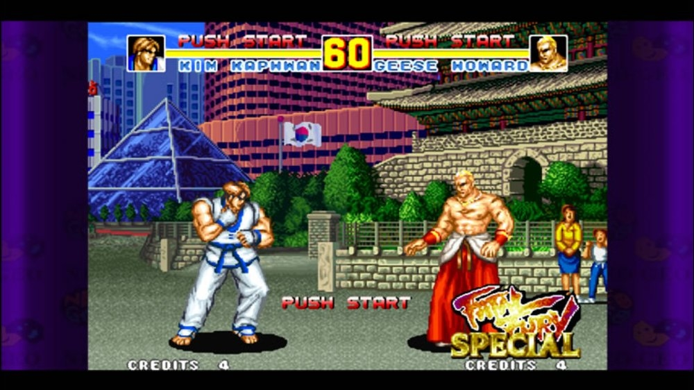 Image from Fatal Fury Special