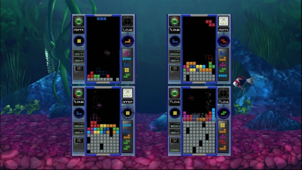 Image from Tetris Splash