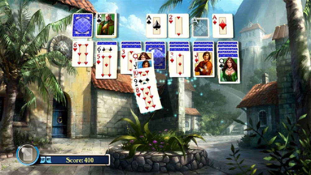 Image from Soltrio Solitaire