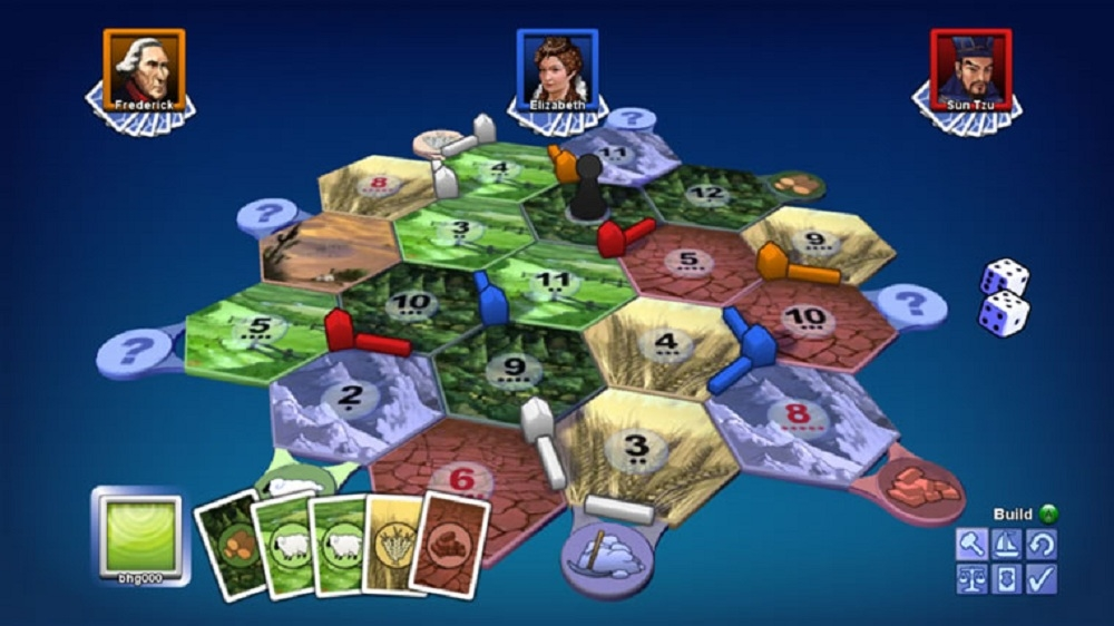 Bild von Catan