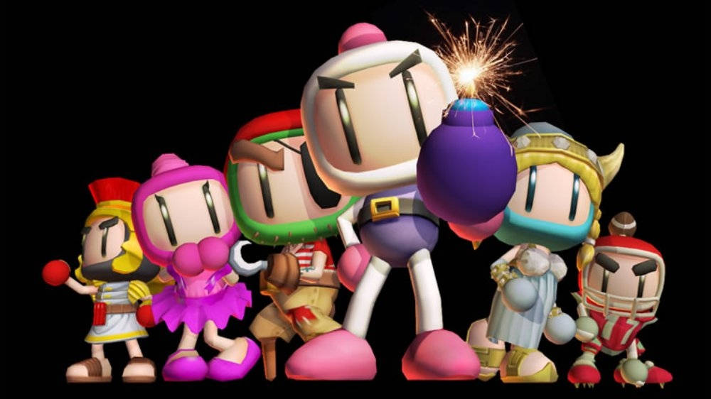 Image from Bomberman LIVE