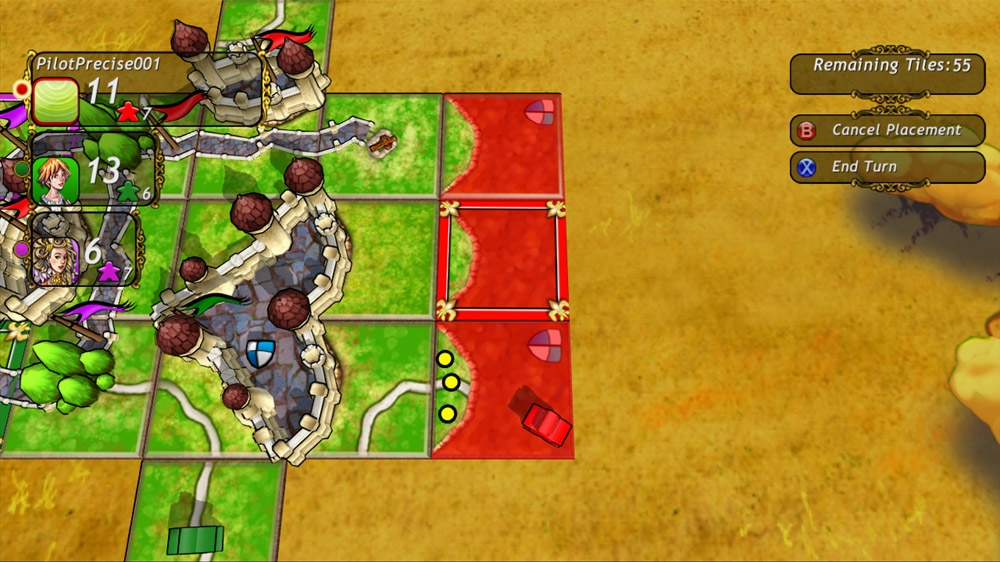 Image from Carcassonne