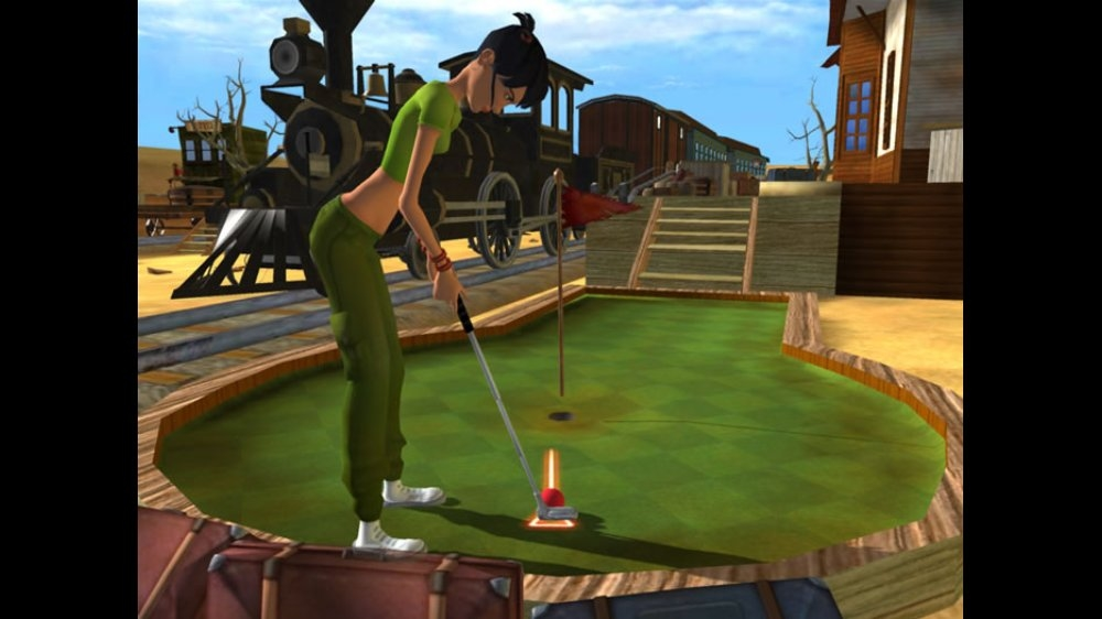 Image from 3D Ultra™ Minigolf