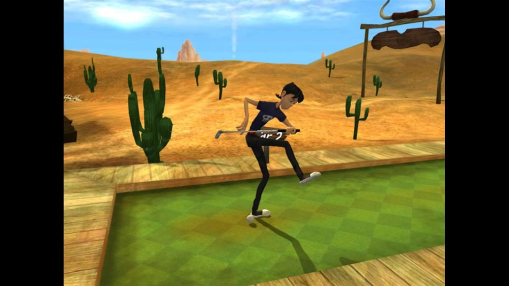 Image from 3D Ultra Minigolf