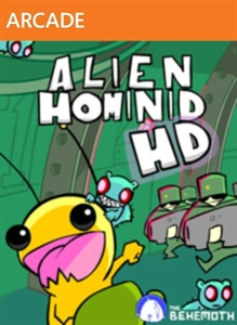 Alien Hominid HD - Boris's Revenge Series