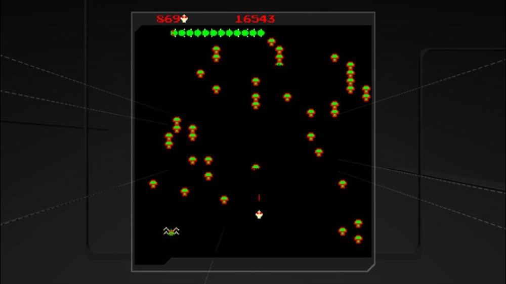 Image from Centipede & Millipede