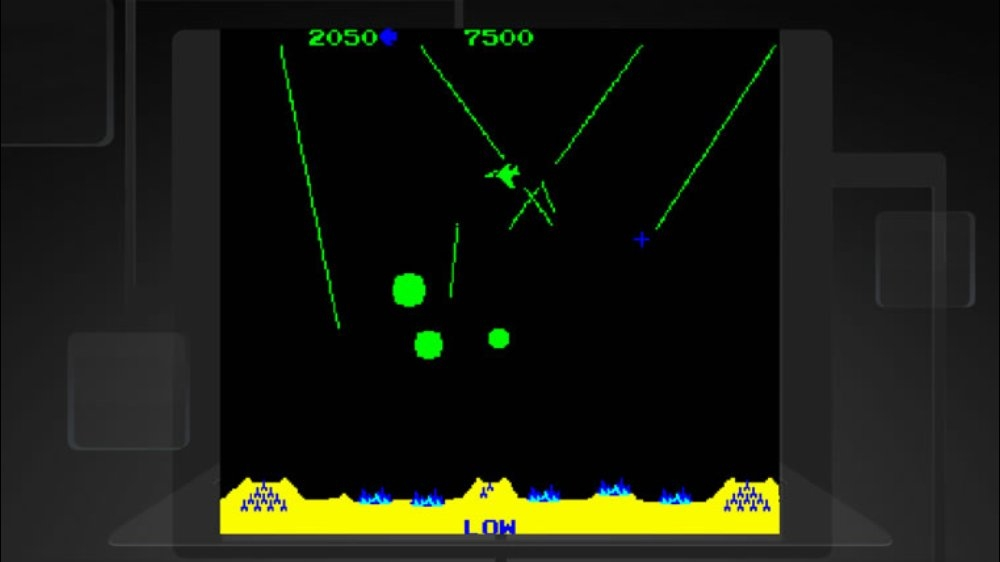Image from Missile Command