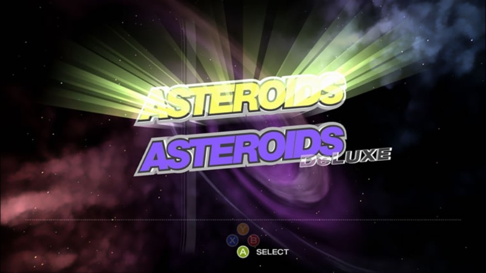 Image from Asteroids & Deluxe