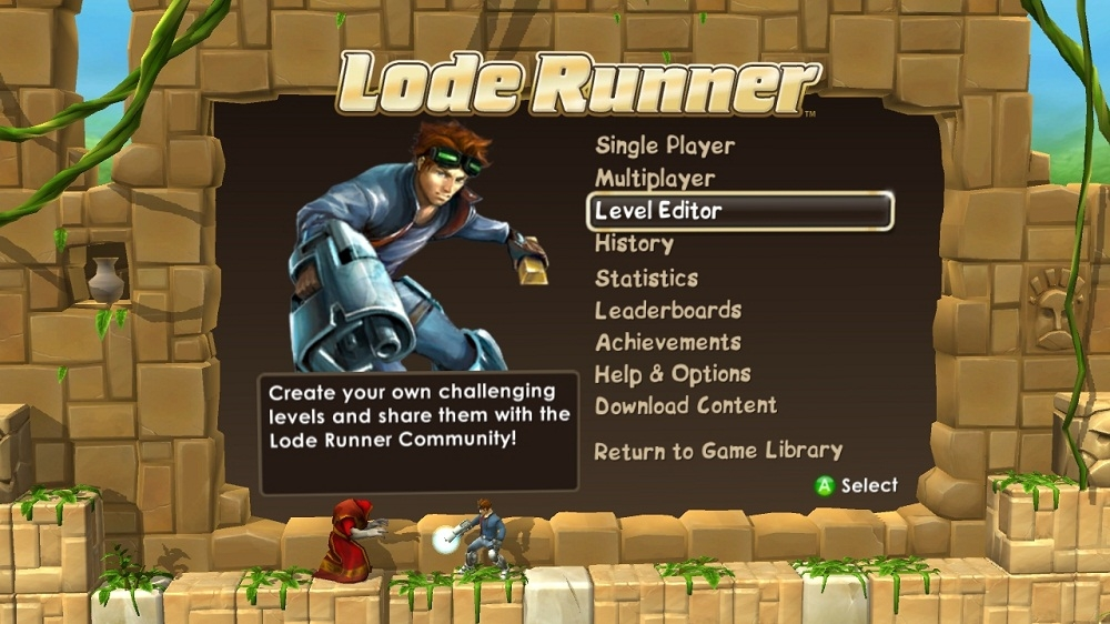 Image from Lode Runner™