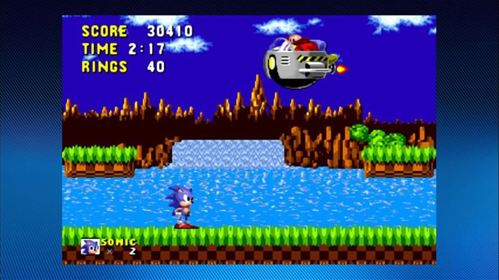 Image from Sonic The Hedgehog