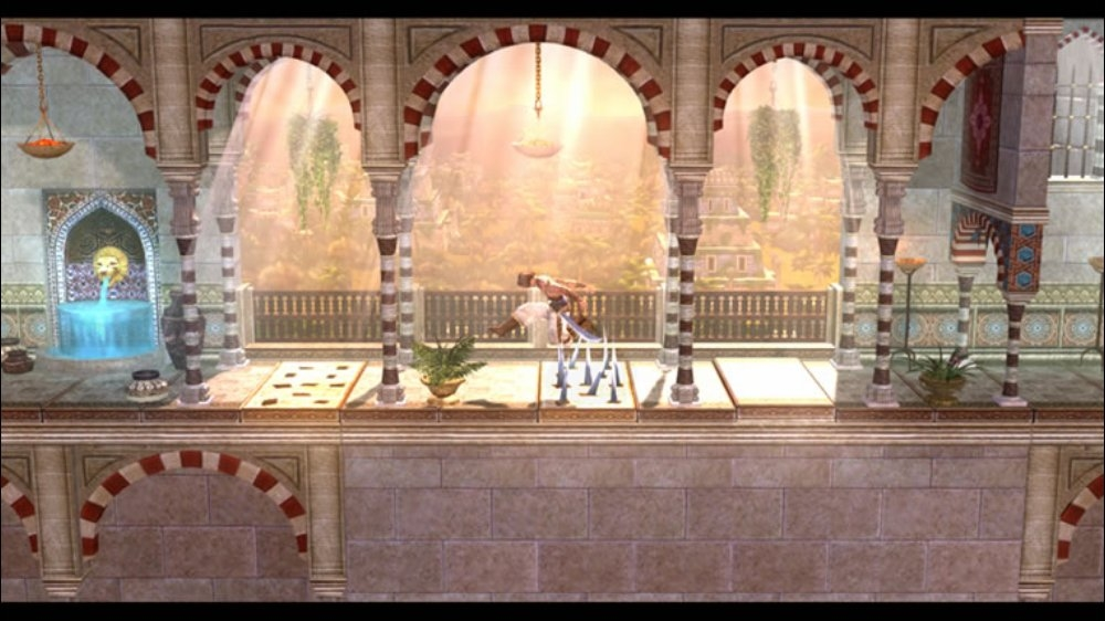 Image from Prince of Persia