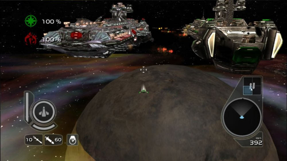 Image from Wing Commander™ Arena