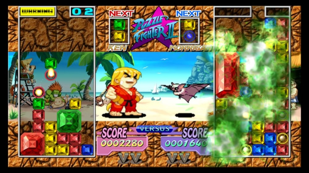 Image de Puzzle Fighter HD