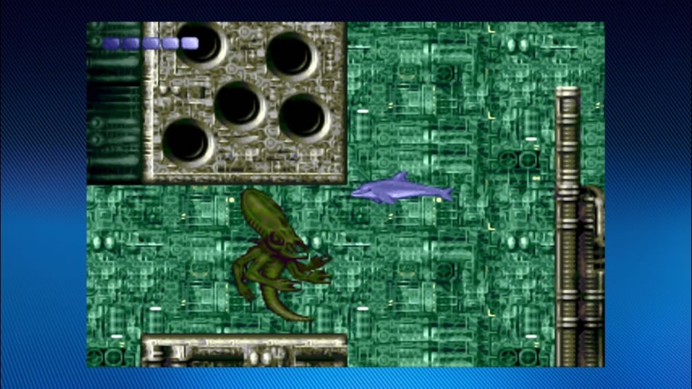 Image from Ecco the Dolphin